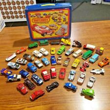 Vintage Hot Wheels Red Lines lot Older toy cars 1970s 46 with case lot #5
