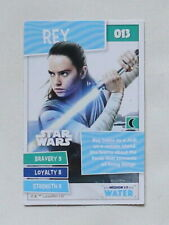 Disney Heroes On A Mission Card No 013 Rey Sainsbury's 2021 Free Postage
