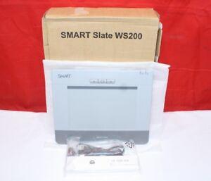NEW Smart Technologies SMART Slate WS200 Wireless Slate - NO BLUETOOTH DONGLE