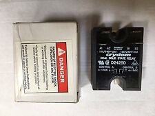 Dual 25A SSR (Solid State Relay) Crydom D2425D