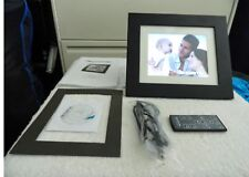 PANDIGITAL 7 INCH DIGITAL PHOTO FRAME PAN7000DW WITH MUSIC AND VIDEO!