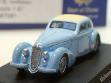 Bos Alfa Romeo 8c 2900 B, azul verdoso - 87081 - 1:87