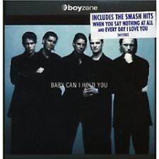 Boyzone Baby Can I hold you MINI Best CD Single Stephen Gately TRACY CHAPMAN