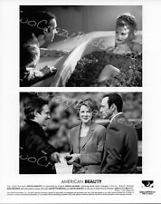 Kevin Spacey/Annette Bening/Sam Mendes 8X10 B&W Photo