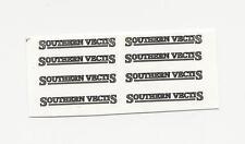 8 x Southern Vectis Isola di Wight Bus Decalcomanie ideale per i modelli di Autobus CODICE 3
