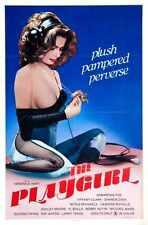 Playgirl Poster 02 Metal Sign A4 12x8 Aluminium