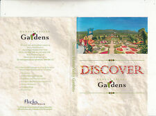 NSW Discover Hunter Valley Gardens DVD 2008 R4 PAL NEW (NOT SEALED) FREE POST