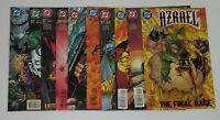 Azrael 20-29 1996/1997 DC Comics Lot of 10 Books