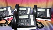 LOT 4X TOSHIBA BUSINESS TELEPHONE DP5022F-SD.--- X4 PHONES. FREE & FAST POSTAGE.