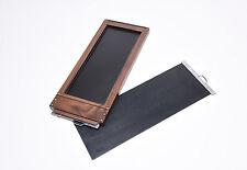 Shenhao 7x17 Black Walnut Wooden legno Film Holder Usa per linhof Sina Toyo