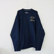 Vintage Navy & Grey Stoney Creek Nike Sweatshirt Jumper | XXL (29)