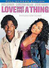 Love Dont Cost a Thing (DVD, 2004, Full-Screen)