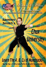 Sammy Smith's Chux University Learn the A, B, Cs of Nunchucks Instructional DVD