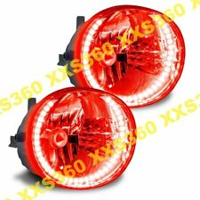 ORACLE Halo FOGLIGHTS for Toyota 4Runner 06-09 RED LED Angel Eyes