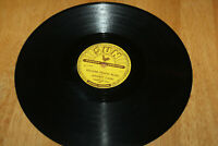 1955 SUN 78 RPM Record JOHNNY CASH Folsom Prison Blues / So Doggone Lonesome VG