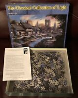 1000 piece Jigsaw Puzzle Belfry Light The Classical Collection of Light complete