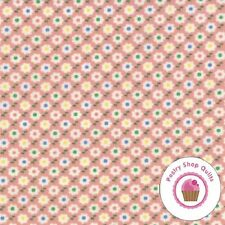 Moda 30's PLAYTIME Betty's Pink 32788 14 Chloe's FABRIC YARDAGE 1930 Reproductio