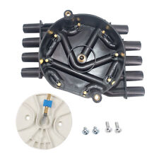 Ignition Distributor Cap and Rotor Kit for Chevy Vortec Gmc V8 5.0L 5.7L Dr474