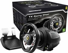 Thrustmaster TX Racing Wheel Ferrari 458 Italia Edition (Xbox One, PC, New)