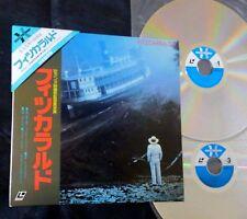 FITZCARRALDO 1983 JAPAN 1ST PRESS DOUBLE LASER DISC POPOL VUH WERNER HERZOG