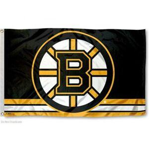 For BOSTON BRUINS FLAG 3'X5' NHL LOGO BANNER