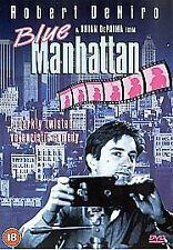 Blue Manhattan Robert De Niro DVD - Brand New & Factory Sealed