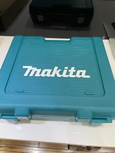 MAKITA TWIN CARRY CASE DHP458 DTD152 BL1840 BL1850 DC18RC GENUINE - CASE ONLY