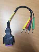 Bosch UNI 4 Cable for use with KTS 350 KTS 560 KTS 590 to Diagnose Non 16pin OBD