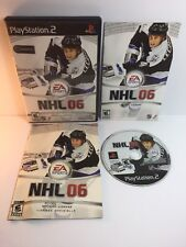 Ps2- NHL 06 -PlayStation 2 ( Complete )
