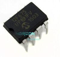 10PCS MCU IC MICROCHIP DIP-8 PIC12F675-I/P 12F675-I/P 12F675