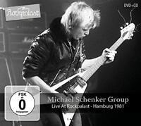 Michael Schenker Group - Live At Rockpalast - Hamburg 1981 (NEW CD+DVD)