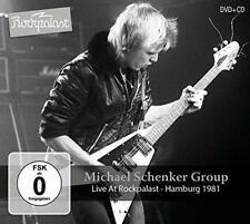 Michael Schenker Group - Live At Rockpalast - Hamburg 1981 (NEW CD+DVD)
