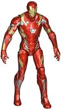 Diamond Jan162254 Marvel Select Civil War Movie Iron Man Mark 46 Action Figure