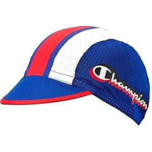 New Champion LIFE Men's Cycling Cap Hat Visor Unisex Medium / Large Deadstock