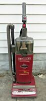 Hoover U6323-930 Power Drive Upright Vacuum Tested Works RED