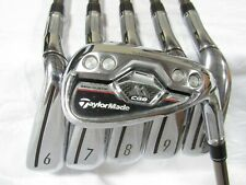 Used TaylorMade M Cgb Iron Set 6-P,A Recoil Es Regular Flex Graphite Shafts
