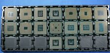 *As Is* Mixed Lot Of 16 Laptop Cpu Damaged Intel & Amd processors