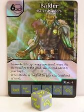 Dice Masters - 1x #054 Balder barry Landers foil-The Mighty Thor
