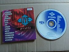 PROMO CD VARIOUS JIVE PRESENTA - BRITNEY / BACKSTREET / NSYNC.. - SPAIN 2000 VG+