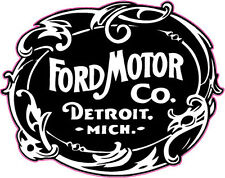 "Ford Motor Co. 1903 Decal 5"" in size Free Shipping"
