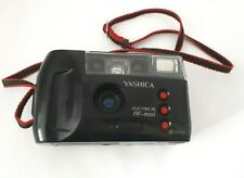 Yashica Electro 35 AF-Mini 35 mm Point & Shoot Camera Works Well