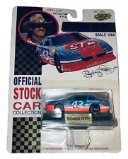 Richard Petty Number 43 STP 1/64 Scale Die Cast Toy Race Car 1992 Road Champs