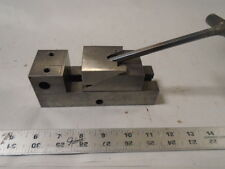 """MACHINIST TOOLS LATHE MILL Machinist Tool Makers 1 7/8"""" Grinding Vise"""