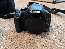Canon EOS Rebel T1i / EOS 500D 15.1MP Digital SLR Camera - Black (+Accessories)