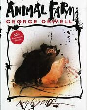 Animal Farm : A Fairy Story by George Orwell (1996, Hardcover, Anniversary)