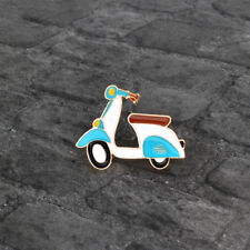 Collar Pin Badge Fashion Jewelry� Cartoon Motorcycle Enamel Brooch Denim Jacket