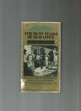 The Best Years of Our Lives, Federic March, Dana Andrews, Vhs