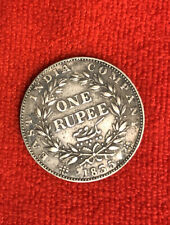 More details for east india company 1835 one rupee silver coin - king william iiii
