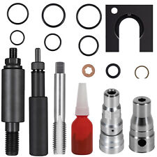 Head Repair Tool Kit and Injector Sleeve/Cup Puller for 6.0L Ford Powerstroke