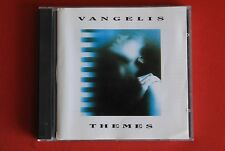 VANGELIS THEMES 1989 NEW WAVE ELECTRONIC VERY RARE PGP RTB CD  YUGOSLAVIA